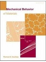 二手書博民逛書店《Mechanical Behaviour of Materia