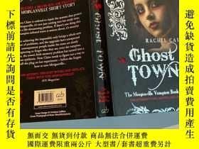 二手書博民逛書店ghost罕見town 鬼鎮Y200392
