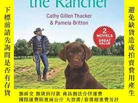二手書博民逛書店Trusting罕見the Rancher: A 2-in-1 Collection (Must Love Dog