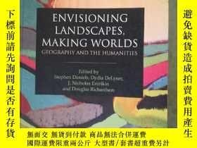二手書博民逛書店Envisioning罕見Landscapes, Making