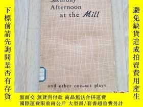 二手書博民逛書店Saturday罕見Afternoon at the Mill(