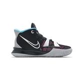 Nike Kyrie 7 (GS) 大童 黑 銀 反光 避震 包覆 運動 籃球鞋 CT4080-008
