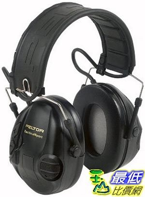 [104美國直購] 防音耳罩 3M 97451 Peltor Tactical Sport Hearing Protector, MP3 Compatible