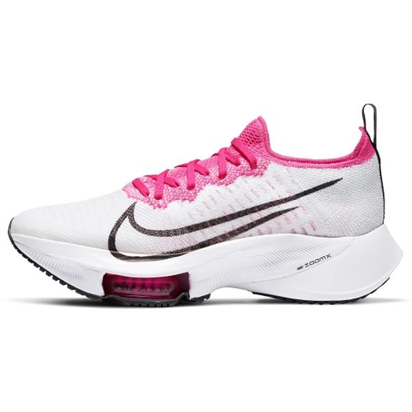 Nike AIR ZOOM TEMPO NEXT% FK 女鞋 慢跑 競速 訓練 緩震 白粉【運動世界】CI9924-102