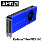 AMD Radeoon PRO WX 9...