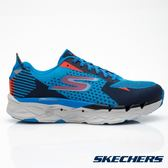 SKECHERS GO RUN ULTRA R 2 男款天藍色慢跑鞋-55050BLOR