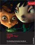 二手書博民逛書店《Learning Autodesk Maya 2008: The Modeling & Animation Handbook》 R2Y ISBN:9781897177389