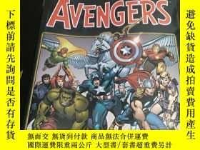 二手書博民逛書店Essential罕見Avengers - Volume 5【基