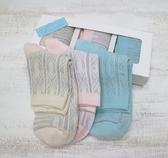 《DKGP462》亮蔥少女短襪 S/M(21-25CM) 一組三雙三配色