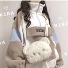 羊羔毛外套 衛衣女潮ins秋冬新款外套女學生韓版寬松加絨加厚原宿風拼色上衣 快速出貨