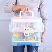 奶瓶收納箱晾干架大號抗菌便攜式嬰兒餐具寶寶用品收納盒帶蓋防塵 非凡小鋪 igo