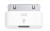 【世明國際】Apple蘋果Micro USB Adapter數據/傳輪/充電轉接頭 iphone4s ipad3