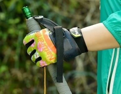 [協貿國際]   全指手套超薄觸屏防曬夏季薄款單車手套  (1入)