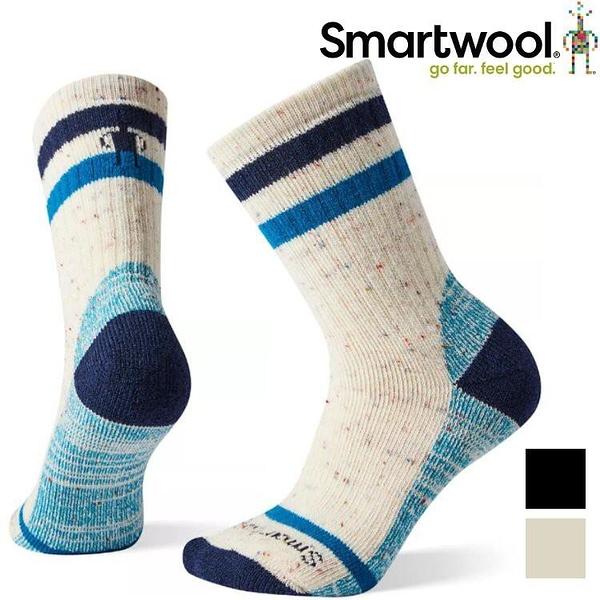『VENUM旗艦店』Smartwool Hike Heavy Heritage 女款 重量級減震中長襪-復古紋/美麗諾羊毛襪SW001295