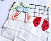 寶寶吸汗巾嬰兒童純棉隔汗巾幼兒園中大童全棉墊背巾0-1-3-4-5歲  百搭潮品
