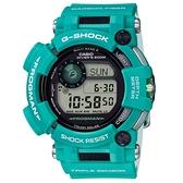CASIO G-SHOCK潛水領航太陽能GPS運動腕錶/GWF-D1000MB-3