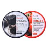 JIGOTT 保濕凝膠 #竹炭淨化CHARCOAL 300ml + 番茄淨白TOMATO 300ml
