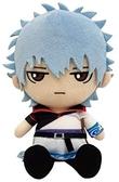 【坂田銀時 絨毛玩偶】銀魂 坂田銀時 絨毛玩偶 娃娃 Gintama 日本正版 該該貝比日本精品
