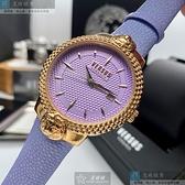 VERSUS VERSACE凡賽斯女錶38mm紫色錶面紫色錶帶