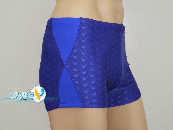 *日光部屋* Nile (公司貨)/ NLA-4302-BLU 運動休閒/四角泳褲(特價)