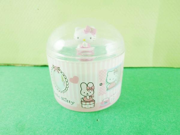 【震撼精品百貨】Hello Kitty 凱蒂貓~圓形削筆器-房間