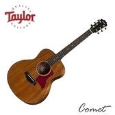 美國 Taylor 旅行木吉他36吋小吉他 GS Mini MAH桃花心木民謠吉他【GSMINI/GS-MINI】
