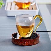 智慧杯墊 kokolly智慧保溫底座 恒溫寶暖杯子茶水壺牛奶金屬加熱杯墊暖奶器 免運直出
