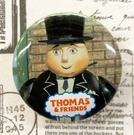 【震撼精品百貨】湯瑪士小火車_Thomas & Friends~湯瑪士別針/胸針-大老闆#80221