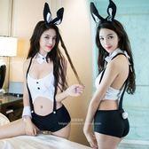 情趣內衣兔女郎制服誘惑夜店角色扮演性感露乳可愛緊身貓女套裝