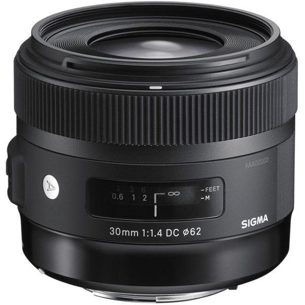 SIGMA 30mm F1.4 EX DC HSM Art版 (公司貨)