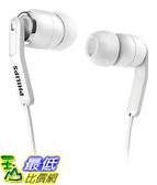 [東京直購] PHILIPS SHE9700系列 白色 SHE9720-WT SHE9720WT 耳道式 耳塞式 耳機