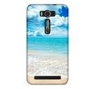 [ZE500KL 軟殼] asus 華碩 ZenFone 2 Laser 5吋 Z00ED 手機殼 外殼 陽光沙灘