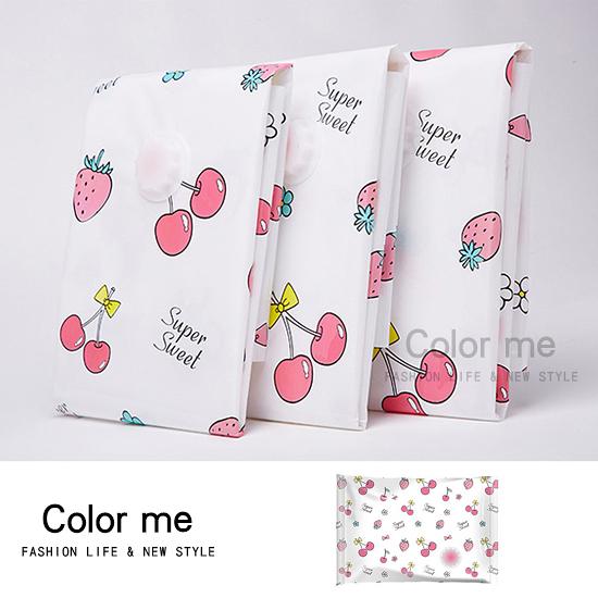 單入真空壓縮袋(特大80x100cm) 收納袋 抽氣 換季 棉被 居家 防潮【Z127】color me