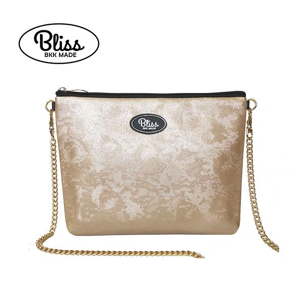 【現貨不用等】泰國Bliss BKK包 質感紋淡金 4款背帶可選 現貨供應中