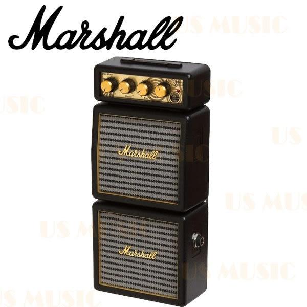 【非凡樂器】Marshall MS-4ZW 迷你小音箱 / 贈導線 公司貨保固