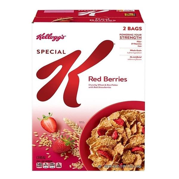 家樂氏 Special K 草莓早餐脆片 1.2公斤