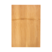 HOLA 一片竹雙斜角好拿砧板(38x26cm)