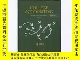 二手書博民逛書店Study罕見Guide & Working Papers For College Accounting Chap
