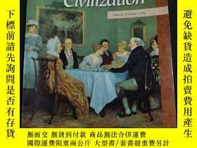 二手書博民逛書店西式文明(第11卷罕見1550年以來)Western Civilization(Volume II Since 1