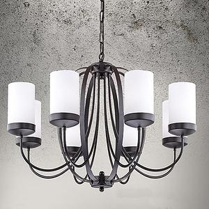 HONEY COMB 古典八燈餐吊燈 TA4385D