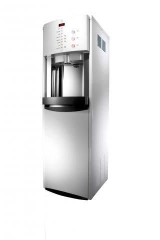 千山淨水CR-9833AM智慧型冰溫熱飲水機(數位程控殺菌型)(免運送標準安裝)