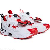 REEBOK HELLO KITTY INSTAPUMP FURY OG 女鞋 聯名款 充氣 經典 白 紅【運動世界】EH2798