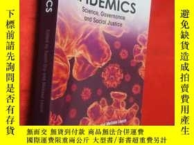 二手書博民逛書店Epidemics:罕見Science, Governance