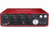 凱傑樂器  Focusrite Scarlett 18i8 2ND 錄音介面 錄音卡 公司貨 二代