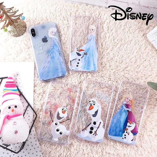 Disney迪士尼 iPhone 冰雪奇緣系列空壓保護套_iPhone 6/6s/6 6s Plus/7 8/7 8 Plus