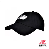 New Balance 黑色 布質 鴨舌帽 NO.H2625【新竹皇家 LAH91017】