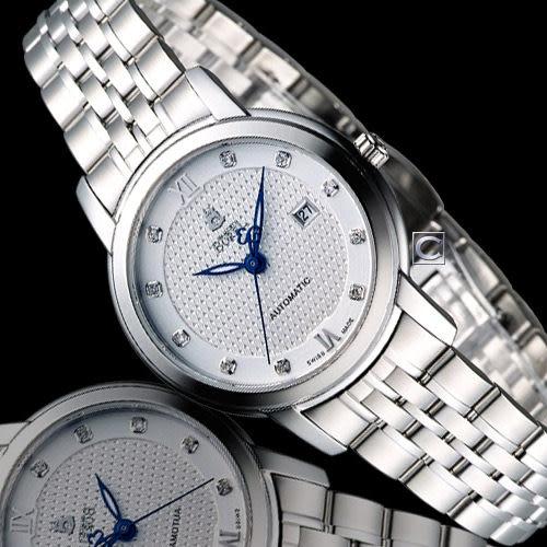 依波路 E.BOREL 皇室系列機械腕錶 LS6155-2590【寶時鐘錶】