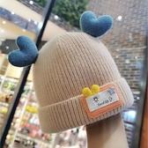 嬰兒帽子兒童女寶寶可愛秋冬2020年冬季嬰幼兒男童護耳帽春秋超萌