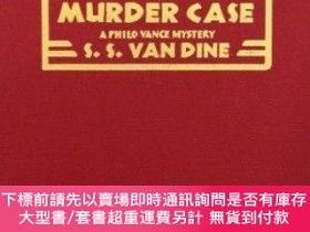 二手書博民逛書店Canary罕見Murder CaseY255174 S. S. Van Dine Amereon Limit