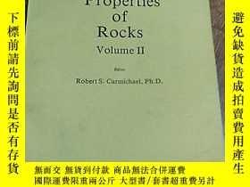二手書博民逛書店Handbook罕見of Physical Properties